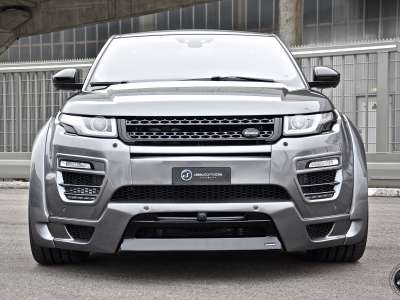 RR EVOQUE WIDEBODY on anniversary evo II