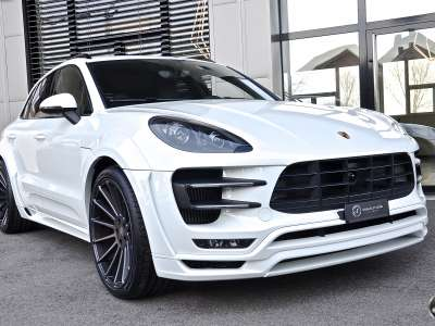 MACAN TURBO WIDEBODY